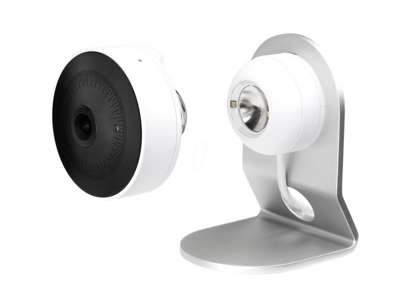 UBiQUiTi UniFi G3 micro beltéri biztonsági kamera (UVC-G3-MICRO) Fehér
