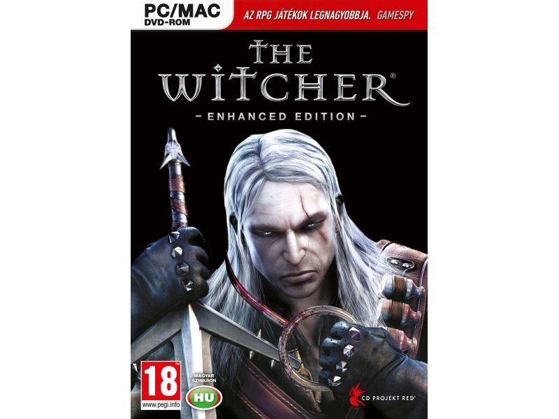 The Witcher: Enhanced Edition (PC) DIGITÁLIS