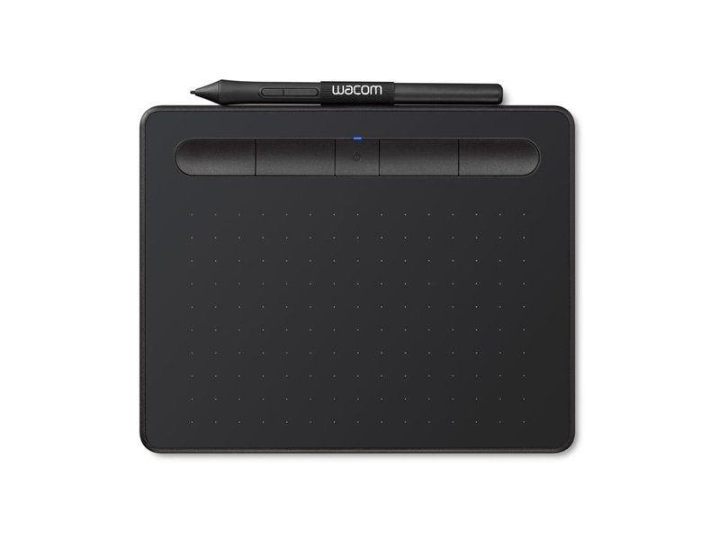 Wacom Intuos S Bluetooth (CTL-4100WLK-N) Black North