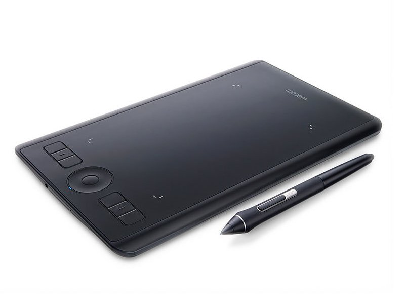 Wacom Intuos Pro S Grafikus tábla (PTH460K0B)