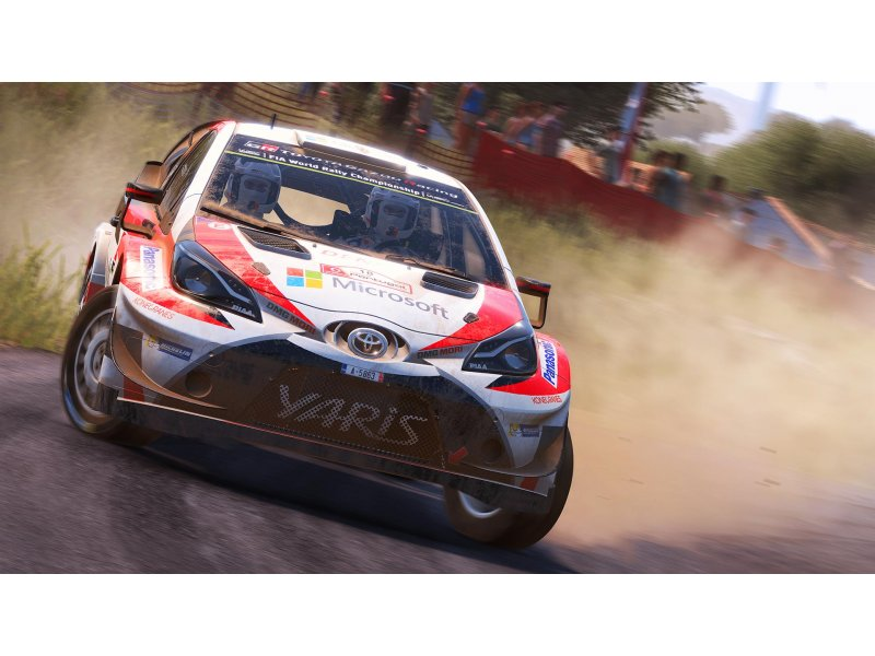 WRC 7 FIA World Rally Championship (PC) DIGITÁLIS