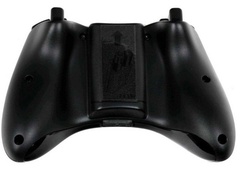 ... Xbox 360 Vezeték Nélküli Kontroller Fekete ... 75c48db1e1