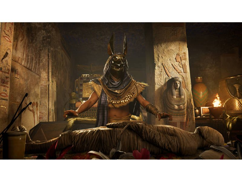 Xbox One S konzol 1 TB Fehér + Assassin's Creed Origins + Rainbow Six Siege
