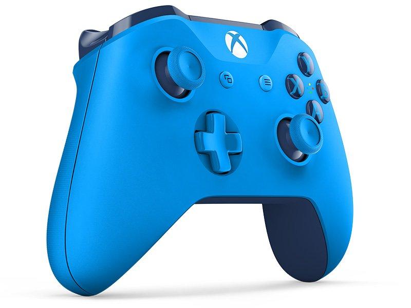 Xbox One Vezeték Nélküli Kontroller (WL3-00020) Kék