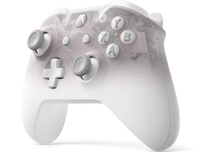 Xbox One Vezeték Nélküli Kontroller Phantom White Special Edition