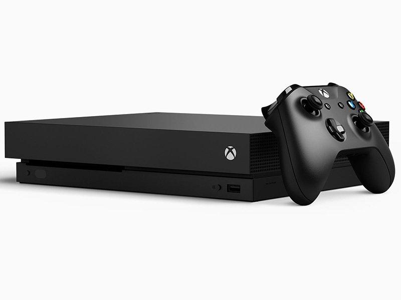 Xbox One X 1 TB Konzol Forza Horizon 4 + Forza Motorsport 7 csomag