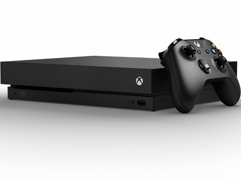 Xbox One X 1 TB Konzol Battlefield 5 (V) csomag