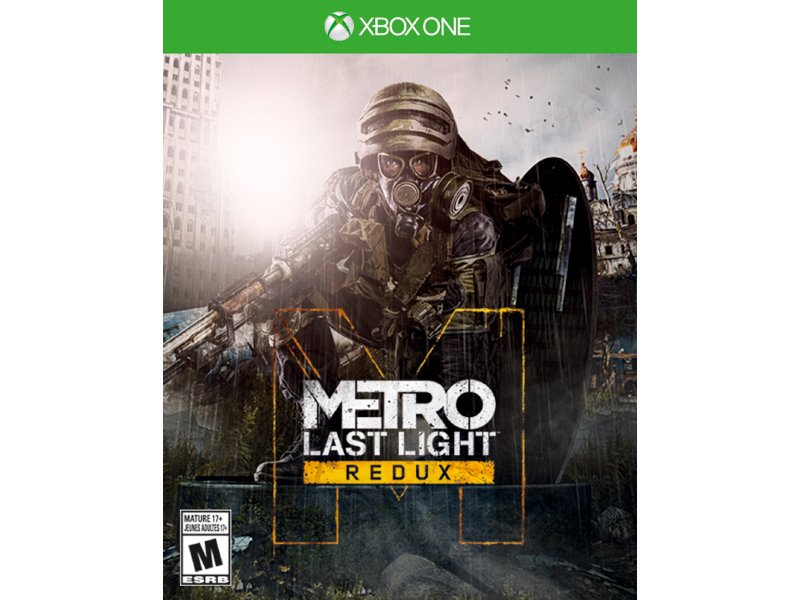 Xbox One X 1TB Metro Saga csomag + Gears of War 4