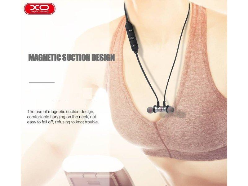 XO-BS5 Bluetooth Sport Headset Fekete