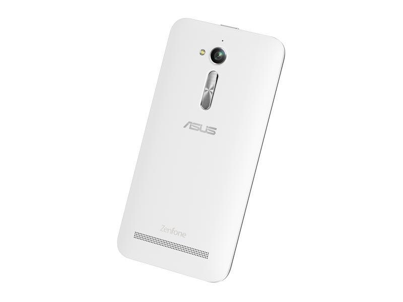 """ASUS ZenFone GO 5"""" LTE fehér Dual SIM (ZB500KL-1B041WW)"""